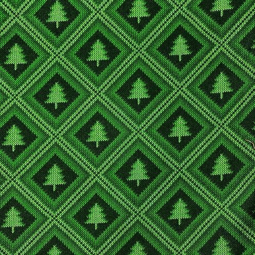 Green Sweater Trees