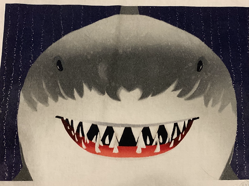 Sharky (Small Panel)