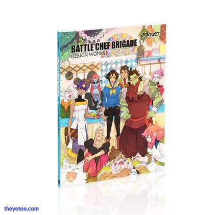 Battle Chef Brigade: Design Works