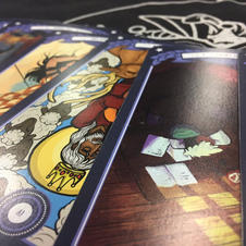 Card Gallery & Comic Previews