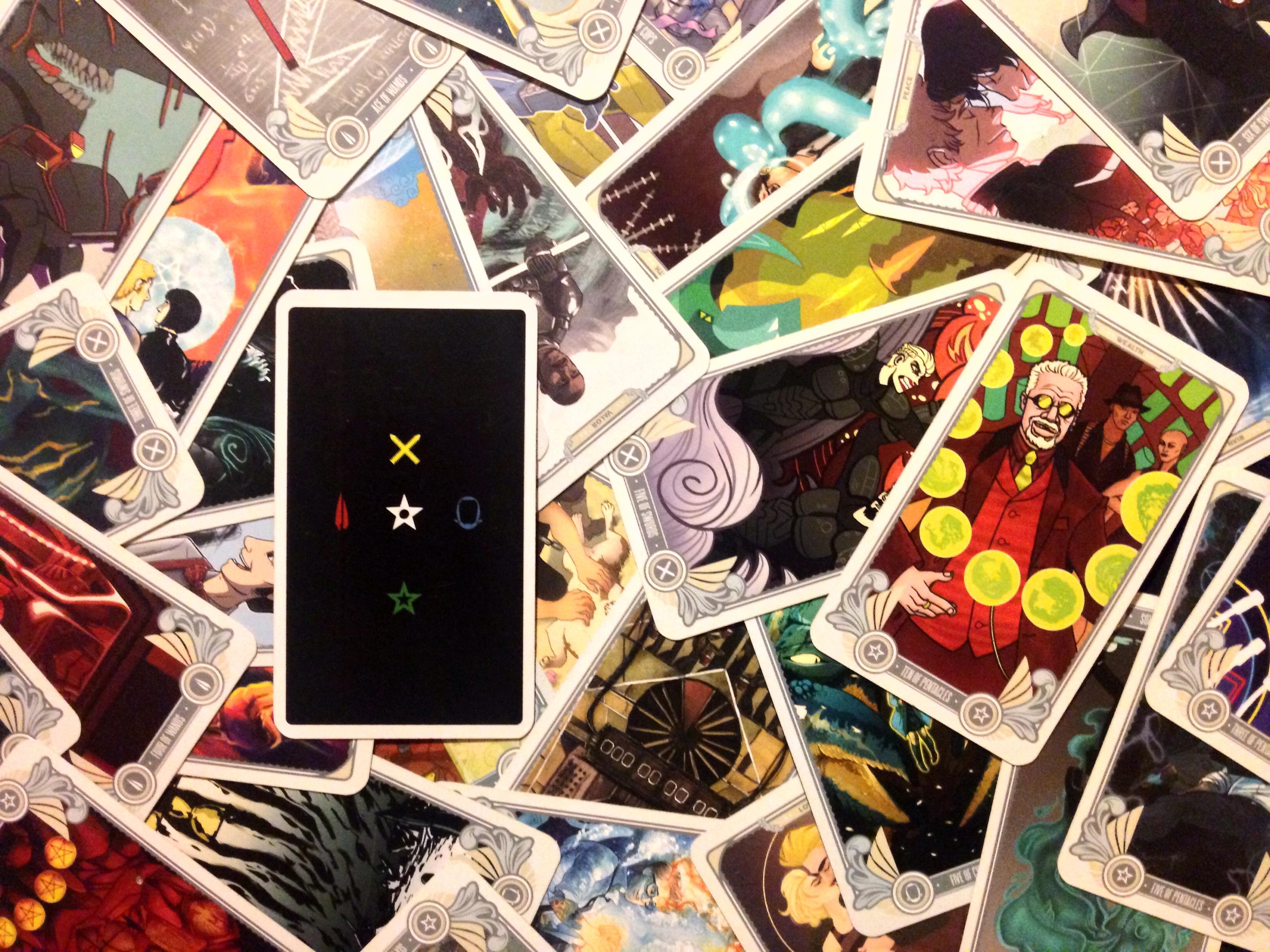 Full Card Gallery