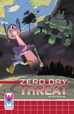 "Fight Item Run ""Zero Day Threat"" Module Cover"