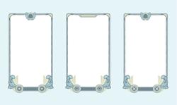 Various Card Border Designs