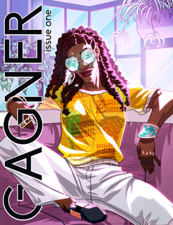 Gagner Issue 1 Cover