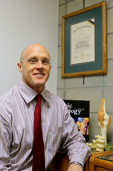 Dr. Brent Fulton received his medical degree from Wake Forest University.  He completed his residency and fellowship at the Mayo Clinic.  Dr. Fulton is board certified in Family Practice and Sports Medicine.  He practices at Medical Exercise Associates, located in Daytona Beach, Florida. Dr. Fulton specializes in Sports Medicine and Orthopaedic Rehabilitation to assist patients in achieving optimal health and performance goals that maximize function, increase their competitive edge, and minimize time away from sports, work, and school.