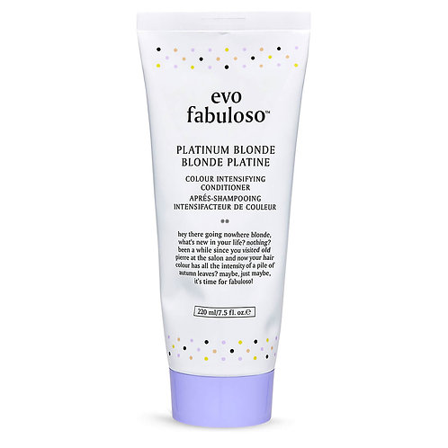 Evo Fabuloso Colour Intensifying Conditioner