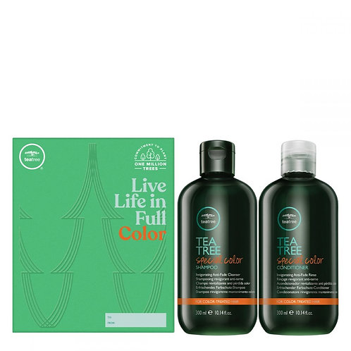 Tea Tree Color holiday pack