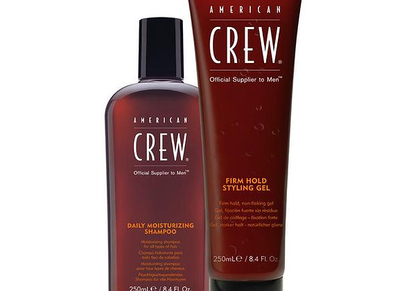 American Crew Holiday Pack