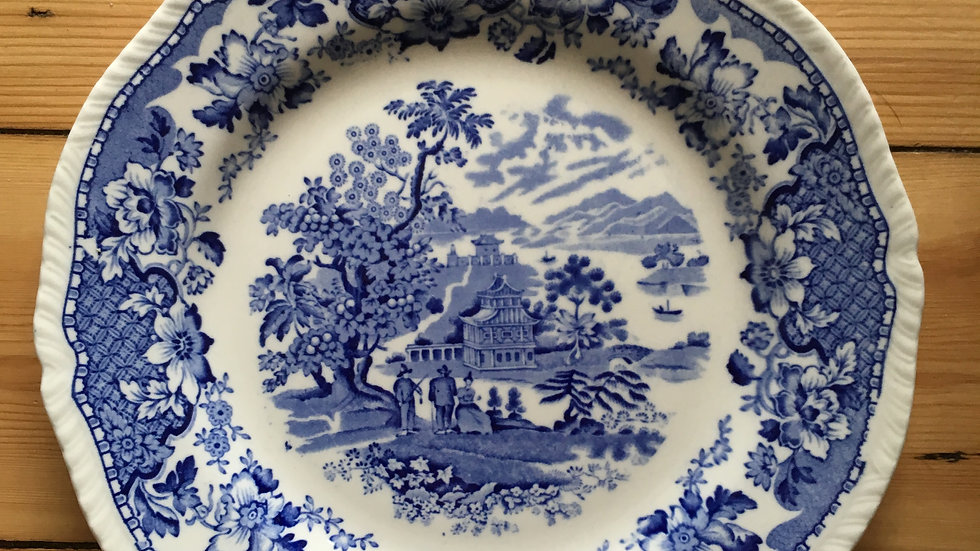 Wood & Sons Seaforth dinner plate