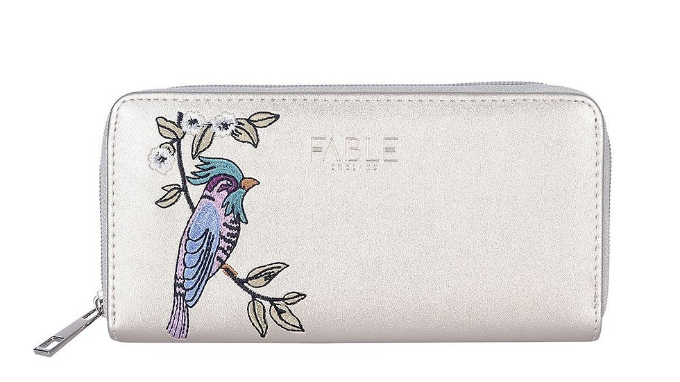 Fable large bird purse