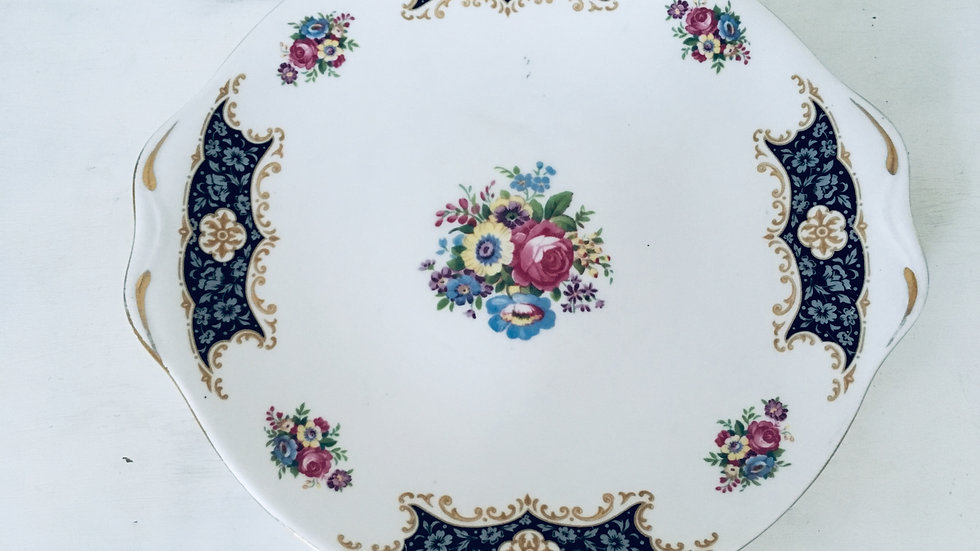 Small Royal Stafford vintage platter