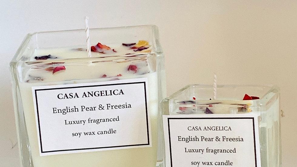 Indulgent Luxury Soy Wax Candles
