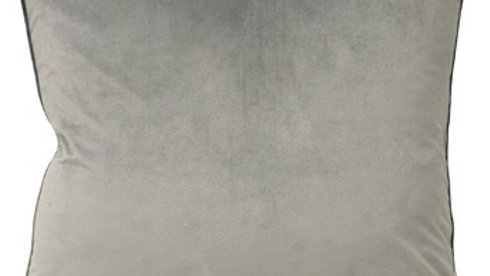 Super soft Meridian cushion - Dove grey