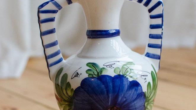 Traditional Italian ceramic vase
