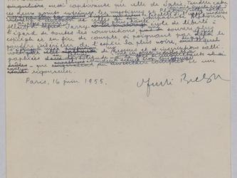 Un omaggio di Andrè Breton a Satie