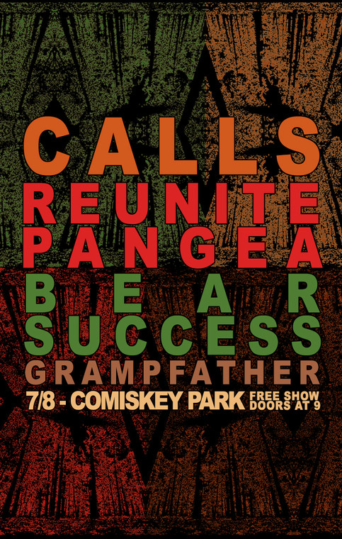 July 8th FREE show at Comiskey Park