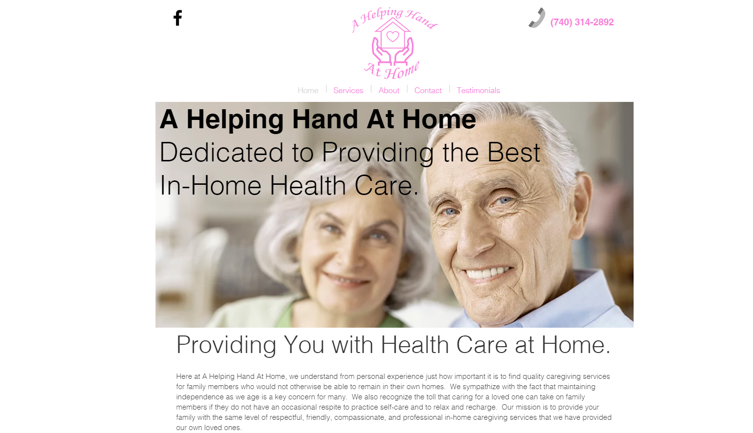 A Helping Hand At Home