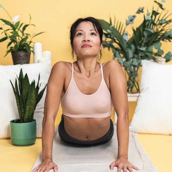 London Yoga Model
