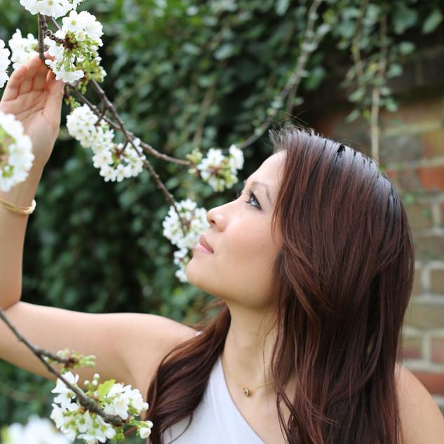 Kim-Anh Le-Pham Cherry Blossoms.JPG