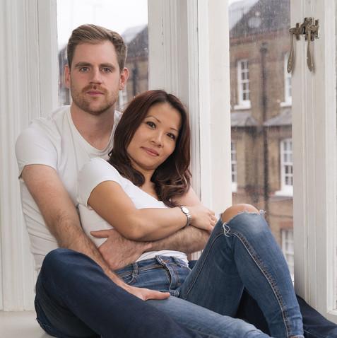 Kim and Dan Models UK