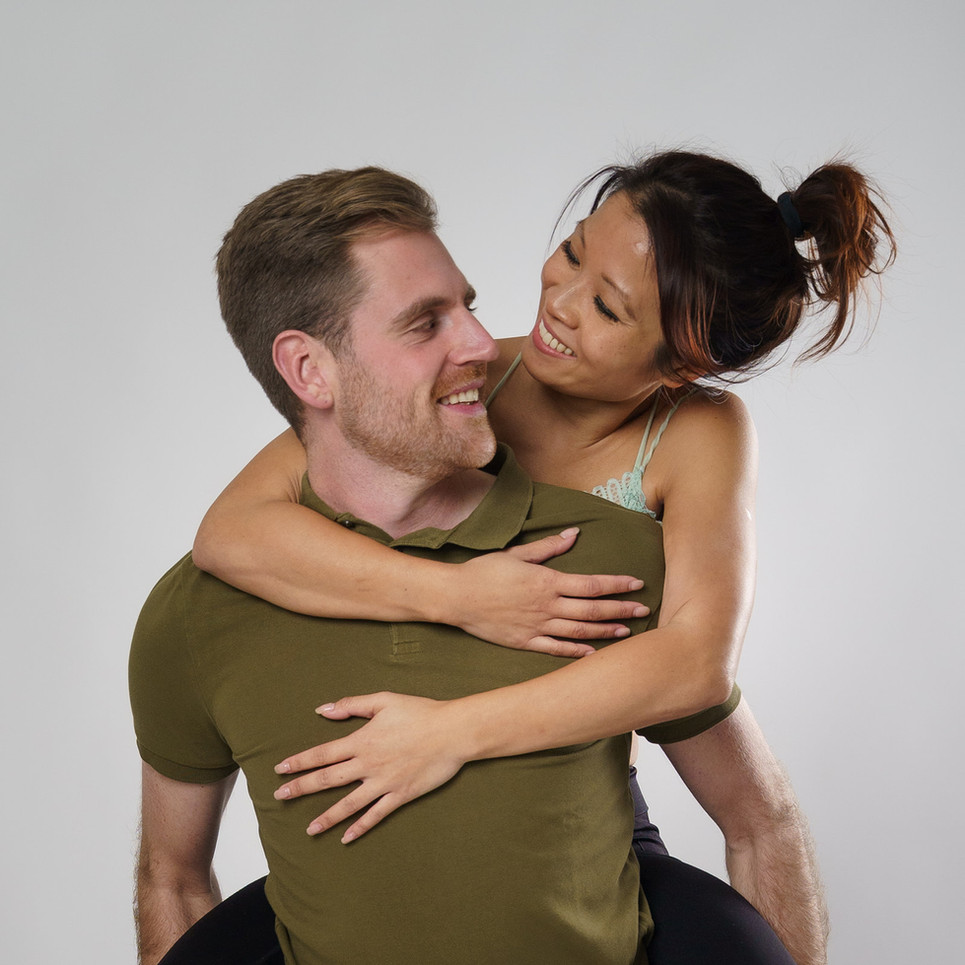 Kim and Dan Models Photography