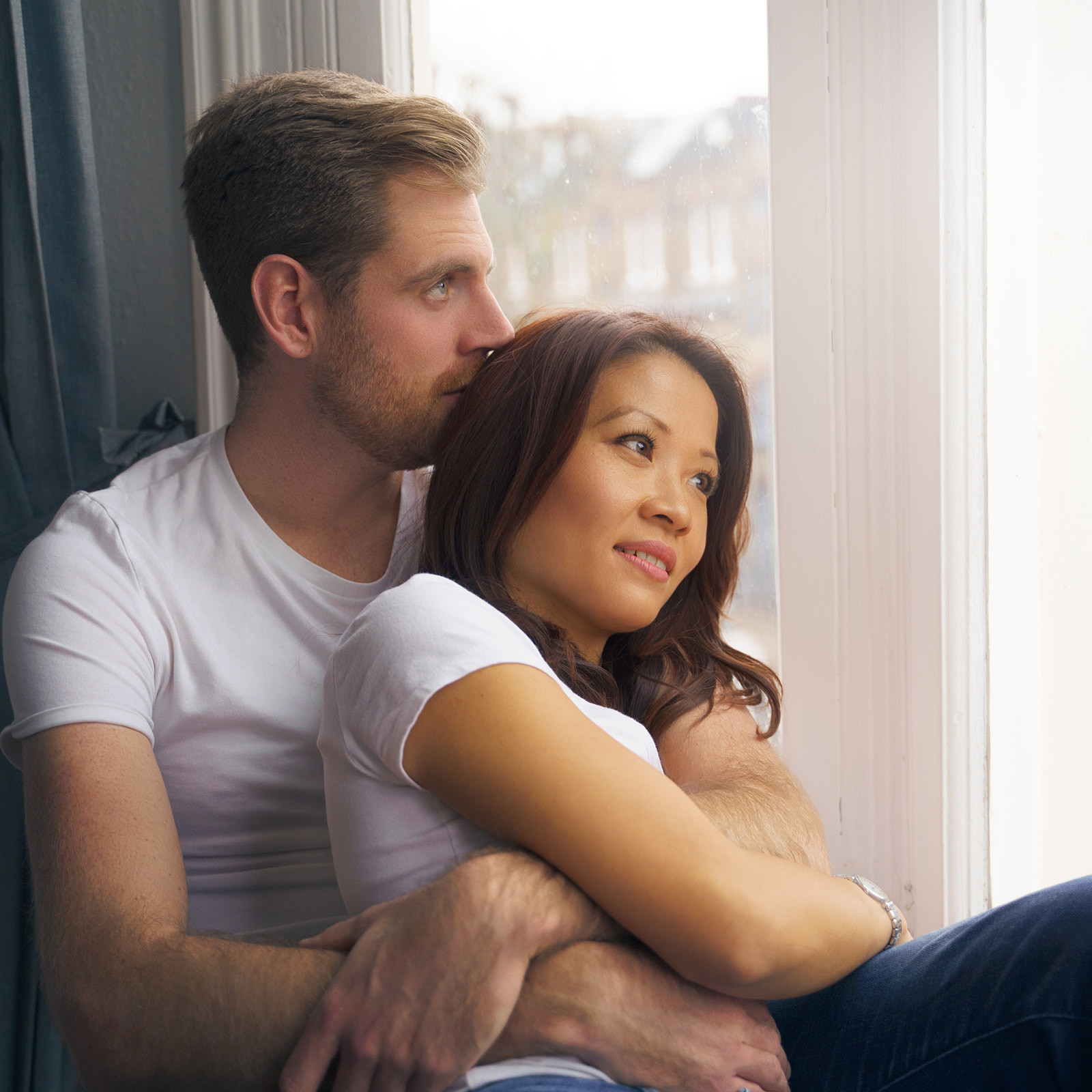 Kim and Dan Commercial Model Couple