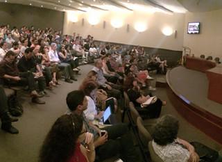 """Palestra: """"Da violência à convivência"""" no II Seminário Direitos Urbanos"""