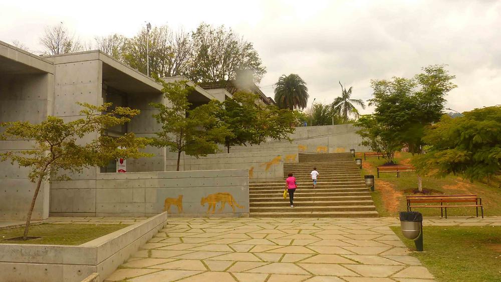 Parque-Biblioteca San Javier - Comunidade San Javier