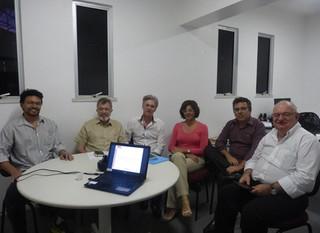 """Palestra """"Da violência à convivência"""" para a Prefeitura de Fortaleza"""