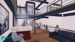 Recepção Edifício Anexo