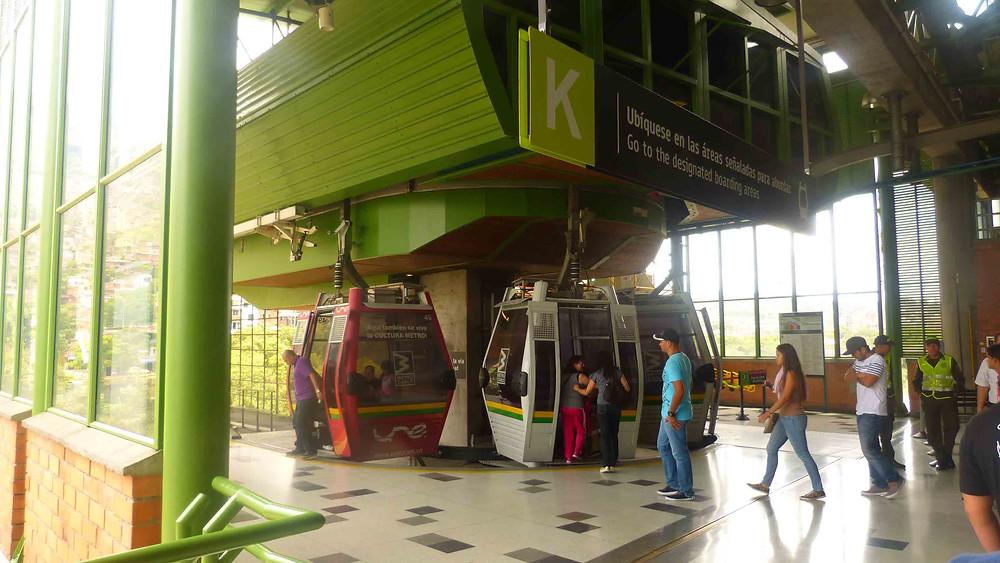 Estação MetroCable