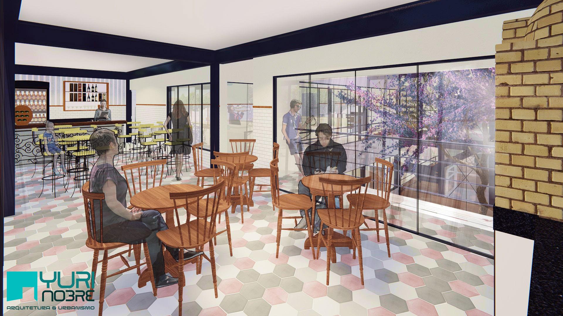 Café Edifício Anexo
