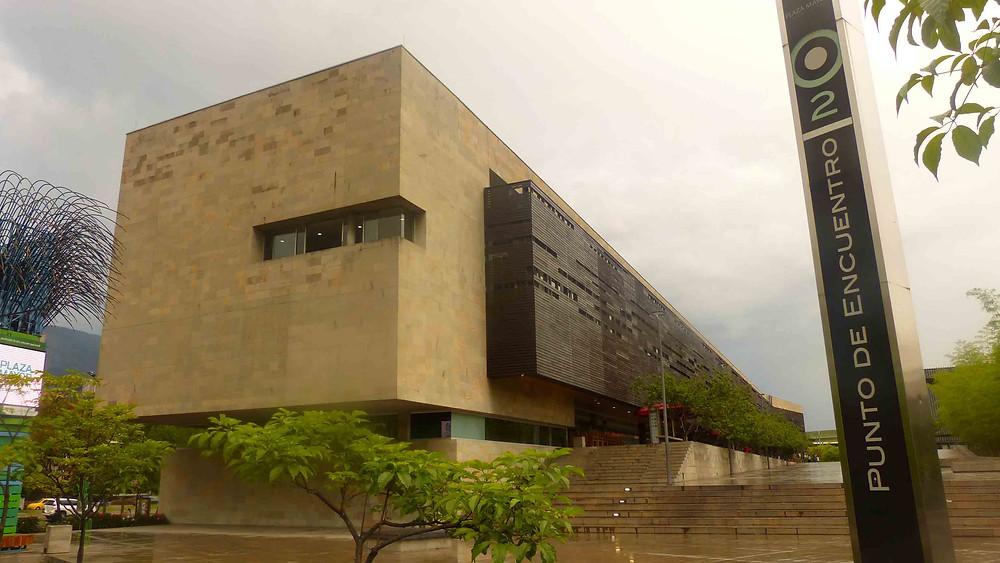 Centro de Convenções de Medellín - Região Central
