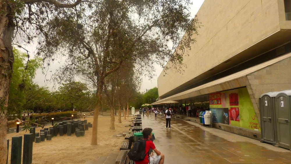 Parque de los Pies Descalzos - Região Central