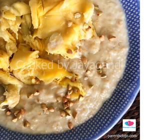 Durian For Breakfast