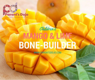 Mango & Lime Bone-Builder