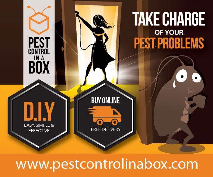 Pest Control In A Box