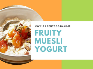 Fruity Muesli Yoghurt