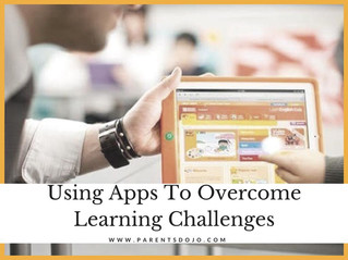 Using Apps To Overcome Learning Challenges