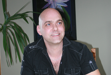 UK Author Andrew Hutchinson