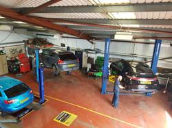 Inside GW Autos