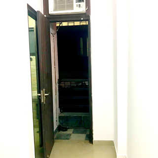 Private Room with AC & Attach Balcony for Ventilation