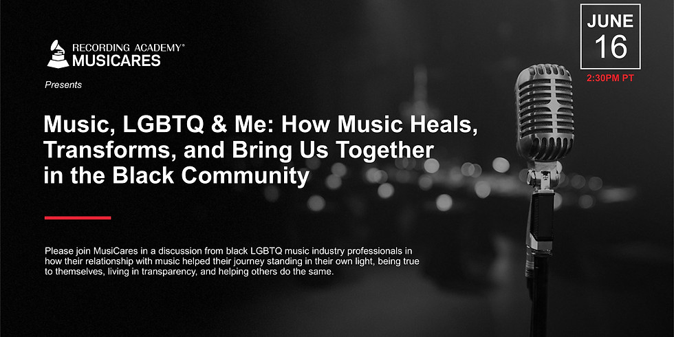 Music, LGBTQ, and Me: How Music Heals, Transforms and Brings us Together