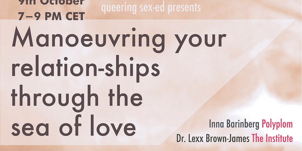 Fireside chat: Maneuvering your (relation-)ships through the sea of love