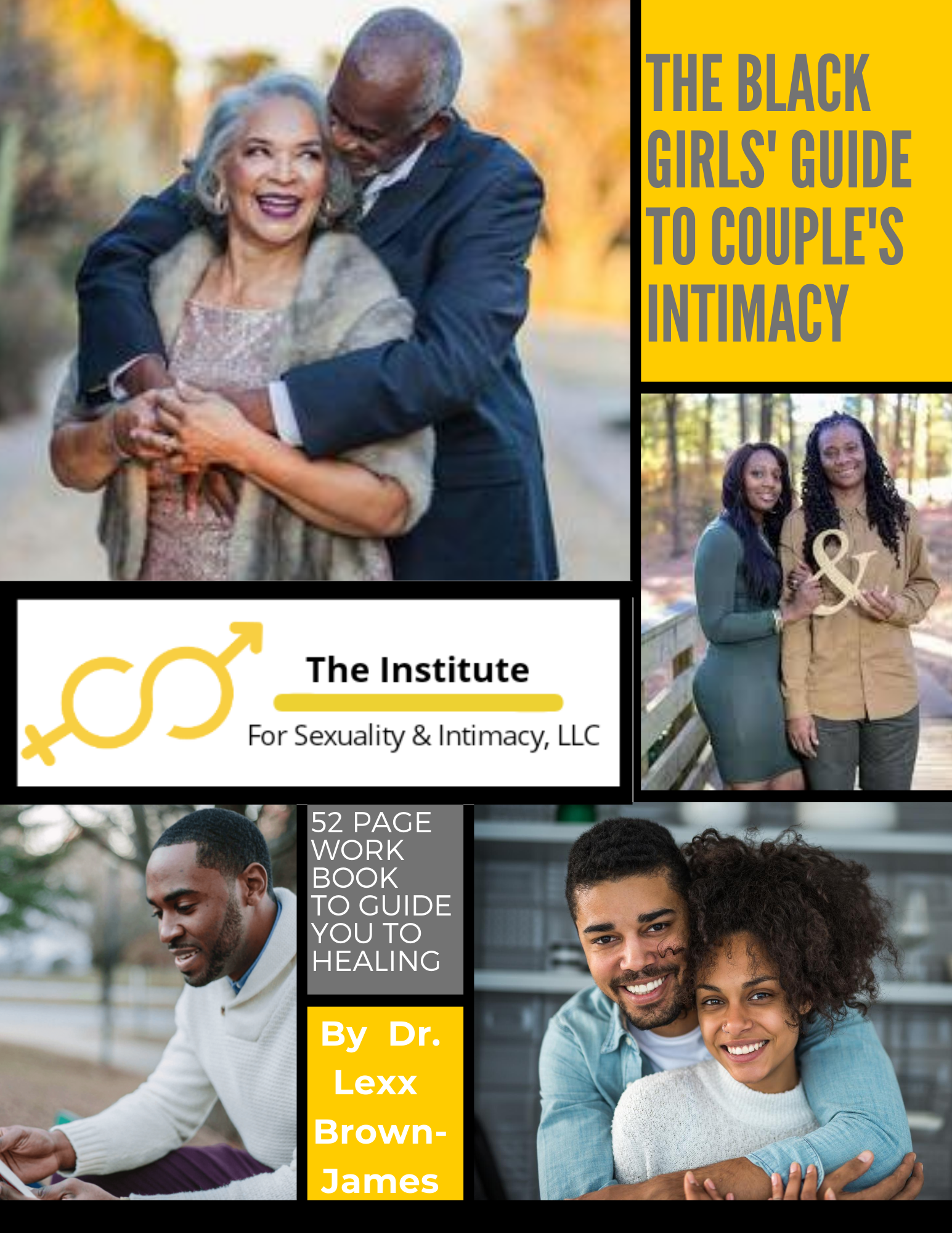 Couple's Intimacy Workbook