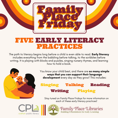 The Five Early Literacy Practices