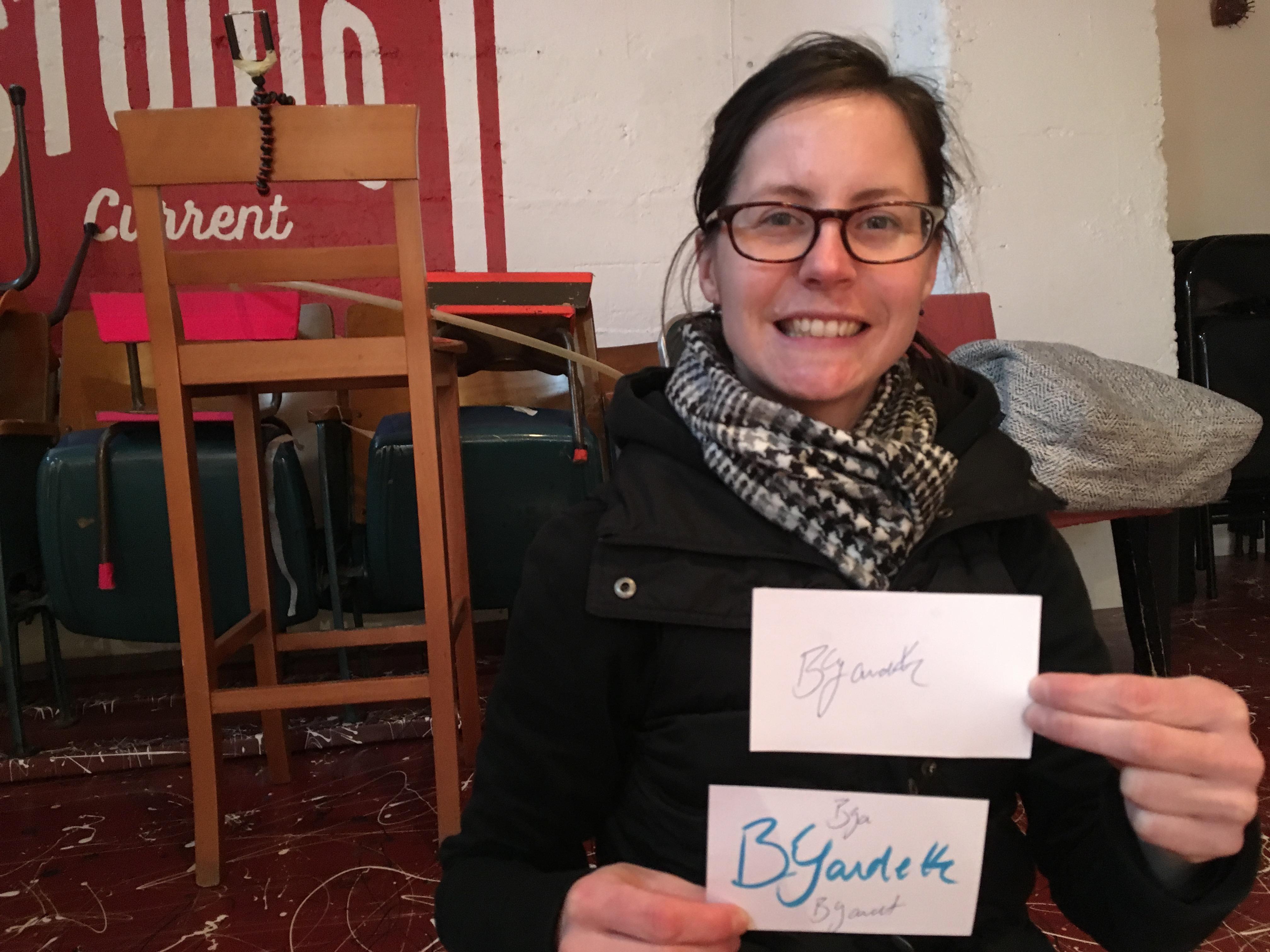Brittany Gaudette