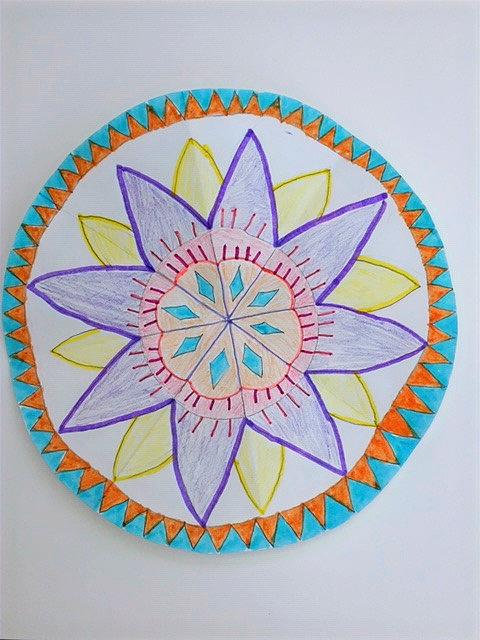 Mandala by Wilf