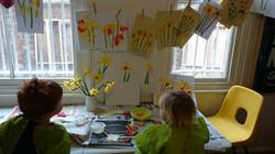 Creative Days - Daffodils
