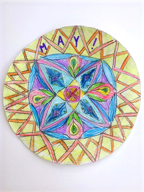 Mandala by May